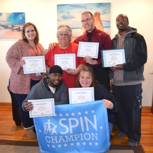 SPIN community of employees