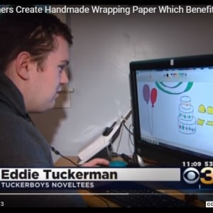 SPIN Alumni Tuckerman brothers with autism start gift novelty business