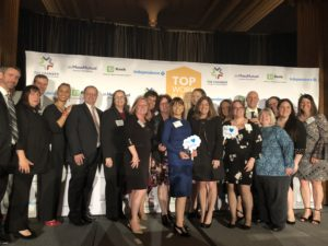 SPIN CEO WINS 2019 LEADERSHIP AWARD & LEADS SPIN TO THE PHILADELPHIA INQUIRER'S TOP WORKPLACES 10 YEAR IN A ROW