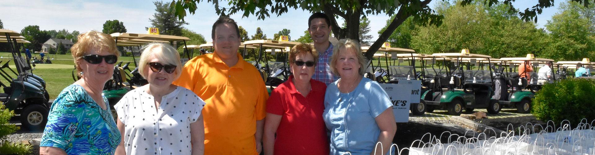 SPIN Golf Event Slider Image 3