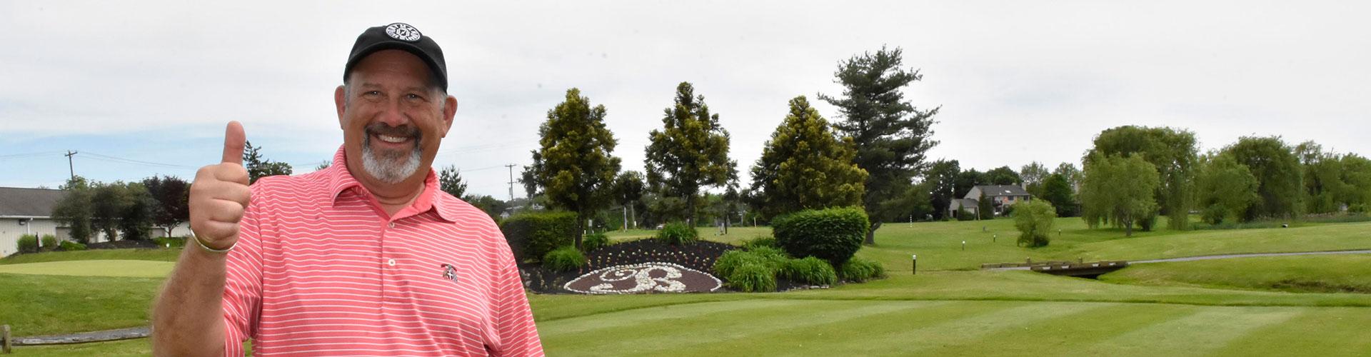 SPIN Golf Event Slider Image 1